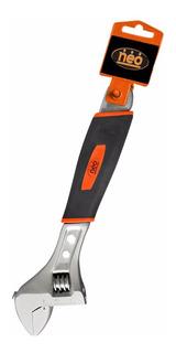 Llave Ajustable Cromo Vanadio Neo 12 C/holder Mla1012hm