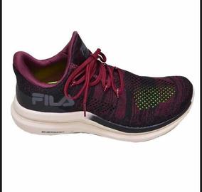 Tênis Fila Men Footwear Racer Knit Energized