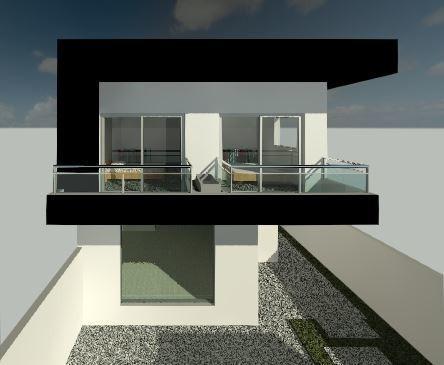 Imagem 1 de 6 de Projeto De Sobrado, Casas Germinadas E Individuais