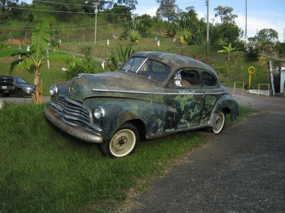 Chevrolet 46 Coupe 2 Portas
