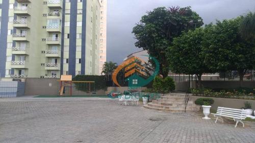 Imagem 1 de 23 de Apartamento Com 2 Dormitórios À Venda, 67 M² Por R$ 360.000,00 - Gopoúva - Guarulhos/sp - Ap3754