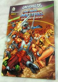 Universo Dc Vs He-man E Os Mestres Do Universo