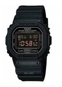Relógio Masculino Casio G-shock Dw-5600ms-1dr - Nota Fiscal