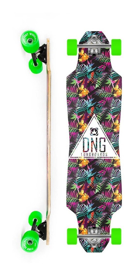 Longboard Dng Slide Fit Stamp