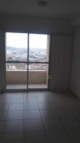 Apartamento Com 3 Dormitórios À Venda, 72 M² Por R$ 330.000,00 - Vila São José - Taubaté/sp - Ap0237