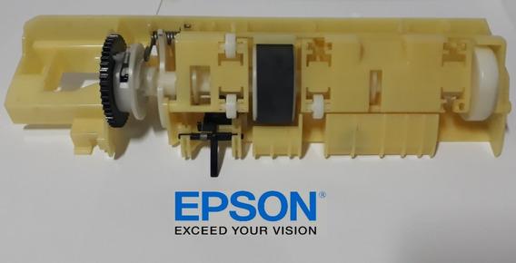 Tracionador Puxador De Papel Da Impressora Epson Cx4700