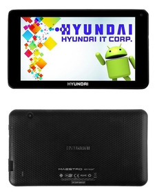 Tablet Hyundai Hdt-7433h+ 8gb Android 7.1.2 Quadcore Barato
