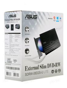 Gravador E Leitor Externo Cd/dvd Asus