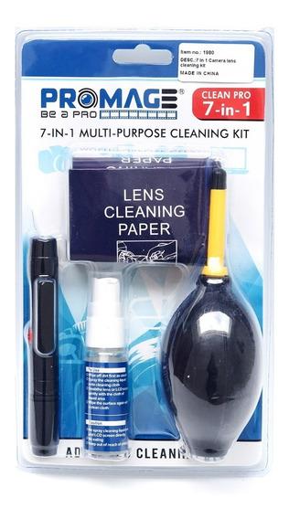 Kit Limpeza Lentes Lenspen Camera Dslr Canon Nikon Sony Pent