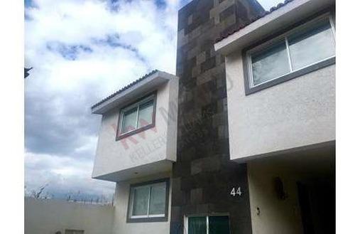 Casa En Venta Con 4 Recamaras, Hacienda Real Ii, Cipres, San Mateo Atenco