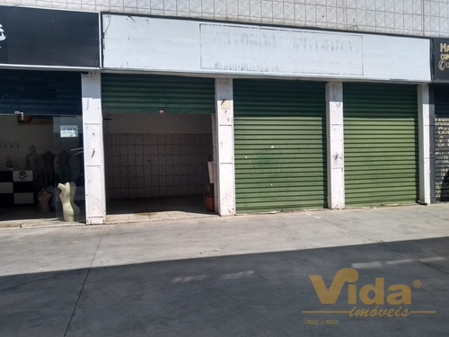 Imagem 1 de 2 de Salão Comercial Em Jardim Veloso  -  Osasco - 43636