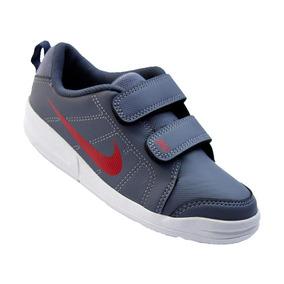 bc661b261af Tênis Nike Pico Lt Menino Infantil Cinza 619041003
