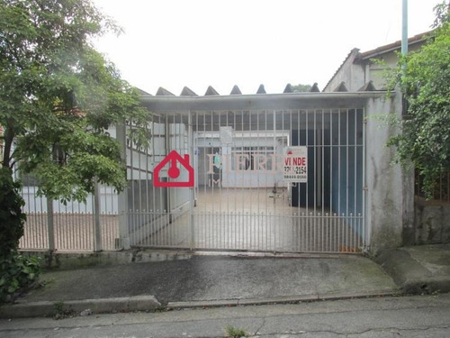 Terreno Com Casa Jd Regina/pirituba De 3 Dormitórios - 250m² - 5483