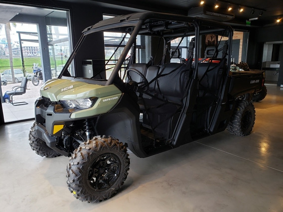 Defender Can Am 800 (hd-8)solo En Gs Motorcycle
