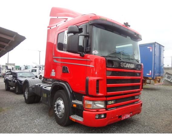 Scania R 124 360 4x2