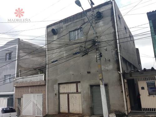 Imagem 1 de 15 de Casa Térrea Para Venda, 2 Dormitório(s) - 1420