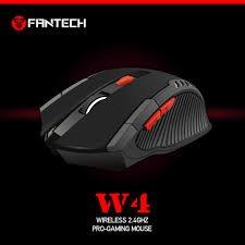 Mouse Gamer Sem Fio 2000 Dpi 2.4 Ghz Fantech