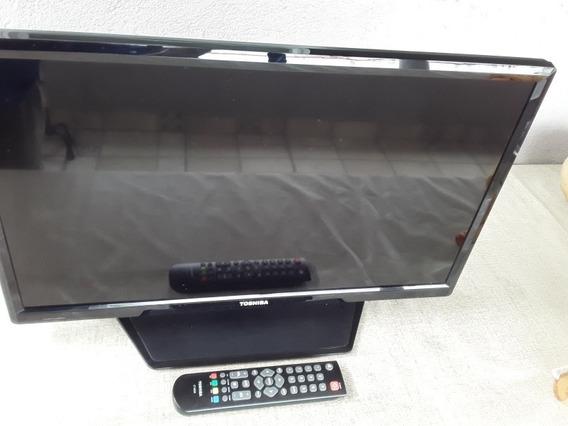 Tv Led 24 Polegadas Toshiba 24l1700