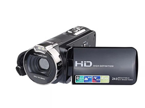 Filmadora 1080p Full Hd Lcd 2.7 16 X Zoom Hdv-312p