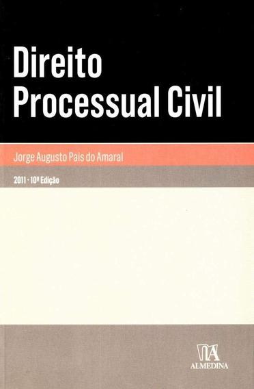 Direito Processual Civil - Col. Manuais Universitários - 10