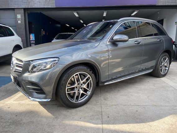 Mercedes Benz Glc250 Sport 2018 Blindado Nivel 3a