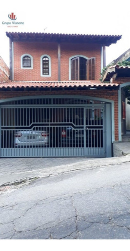 Casa A Venda No Bairro Brasilândia Em São Paulo - Sp.  - P0243-1