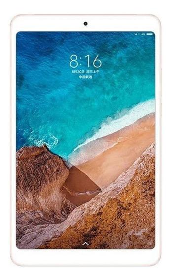 "Tablet Xiaomi Mi Pad 4 WiFi Edition 8"" 64GB rose gold com memória RAM 4GB"