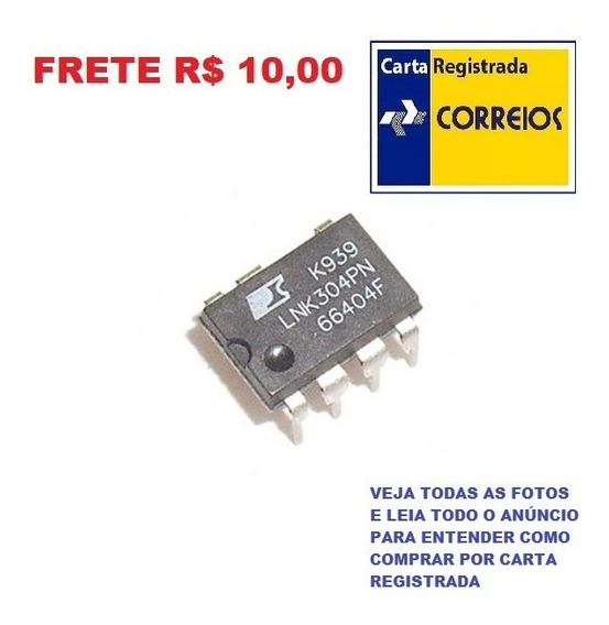 2 Cis Lnk304 Lnk304pn Dip 7 Original Frete R$ 10,00