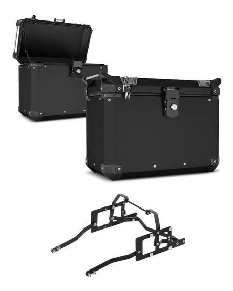 Bau Lateral Bauleto Moto Side Case 33 Roncar Tenere 660 Pto