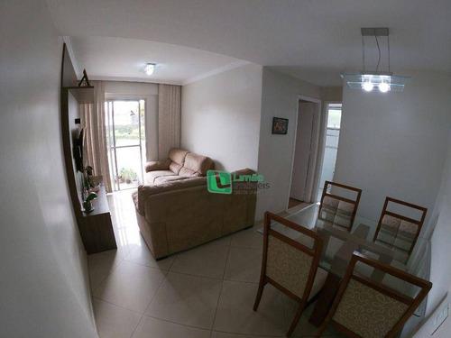 Imagem 1 de 22 de Apartamento Com 2 Dormitórios À Venda, 52 M² Por R$ 320.000 - Limão (zona Norte) - São Paulo/sp - Ap1468