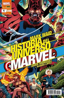 Clases De La Historia De Universo Marvel Comics