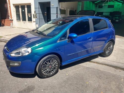 Fiat Punto Sporting 1.6 16v 2015 /bareinautos