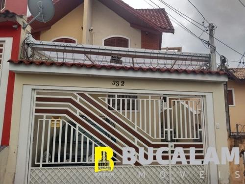 Imagem 1 de 15 de Casa A Venda No Parque Monte Alegre - 3627-c