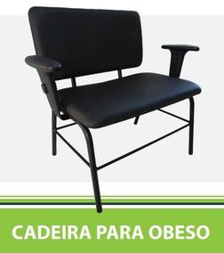 Cadeira Para Pessoas Obesas 250kg - Conforme Nbr 9050