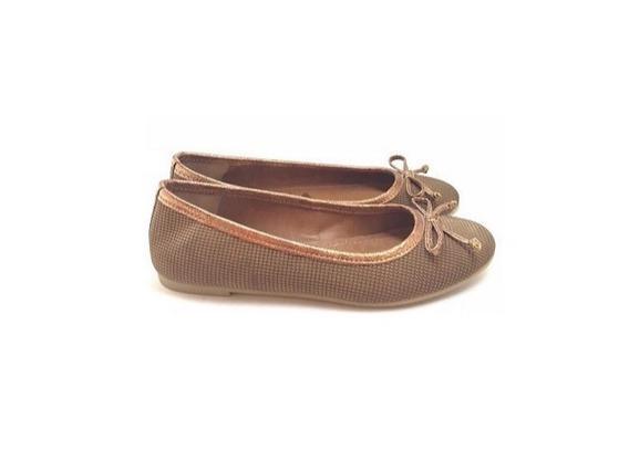 Zapato Mujer Ballerina Natacha Dune Suela #1020