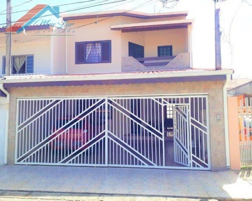 Imagem 1 de 13 de Casa A Venda No Bairro Éden Em Sorocaba - Sp.  - Ca 015-1
