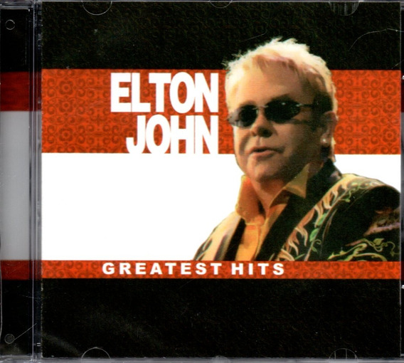 Cd Elton John - Greatest Hits