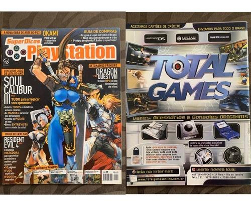 Revista Superdicas Playstation Número 29