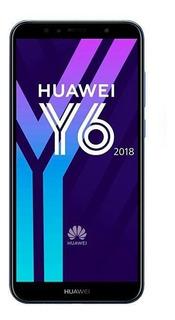 Smartphone Huawei Y6 Dual Sim 16gb 5.7 - Azul