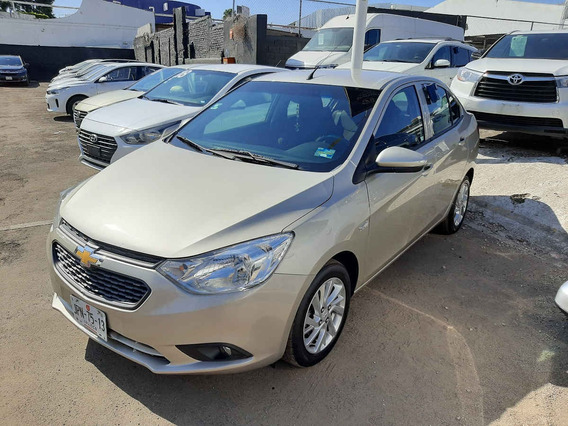 Chevrolet Aveo 2018 4p Ltz L4/1.5 Man
