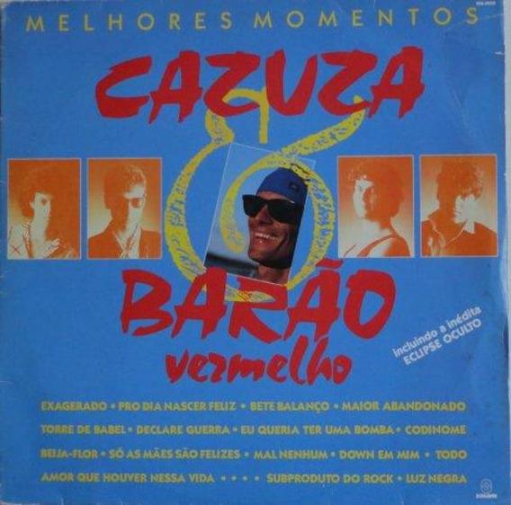 Lp Cazuza & Barão Vermelho Melhores Momento