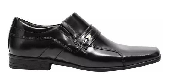 Sapato Super Barato Social Masculino Couro Legítimo Verniz