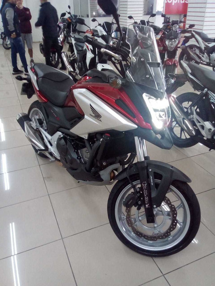 Nc 750-abs Ano 17/18