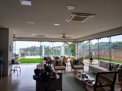 Chácara Em Zona Rural, Araçatuba/sp De 460m² 4 Quartos À Venda Por R$ 3.000.000,00 - Ch195169