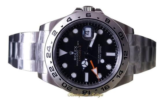 Relógio Eta - Modelo Explorer Ii Preto Sa3187 - Noob Best