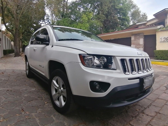 Jeep Compass Latitude 4x2