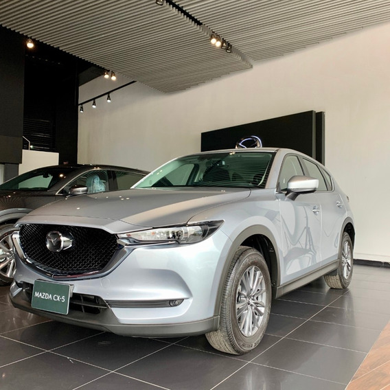 Mazda Cx5 Touring At 2.0l 4*2 Plata | 2022
