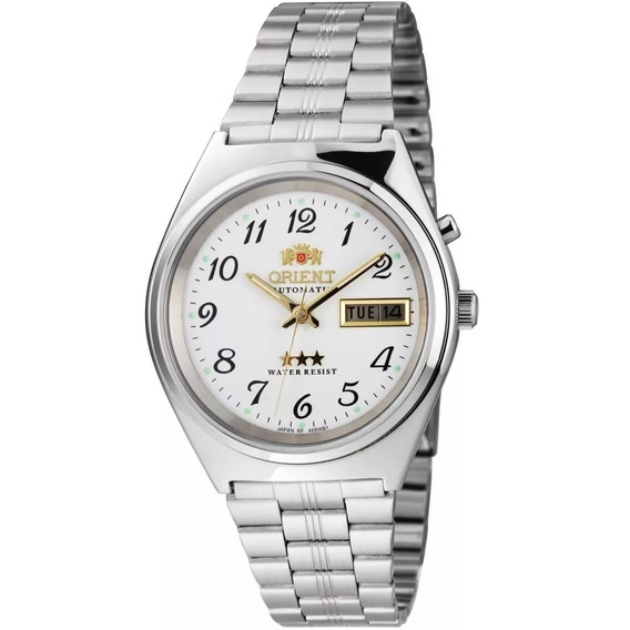Relógio Orient Masculino Clássico Automático 469wb1a B2sx