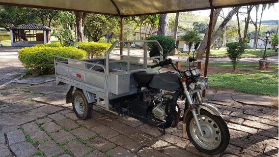 Triciclo Carga Chituma Dresser 200cc