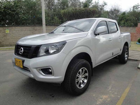 Nissan Frontier Dc, Np300, Gasolina 4x2, Dh, Aa, A/bag, Abs,